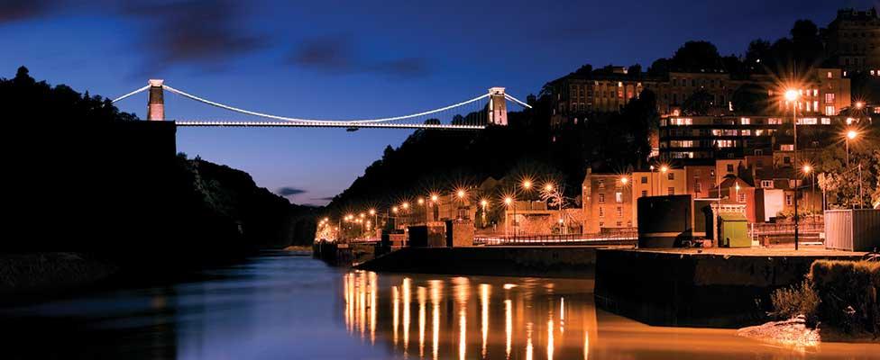 Bristol ciudad inglaterra