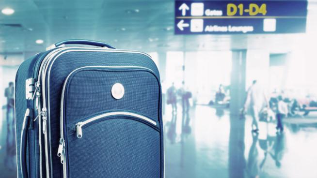 Equipaje para viajar al extranjero