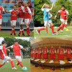 Juega futbol en el extranjero durante el verano y aprende inglés