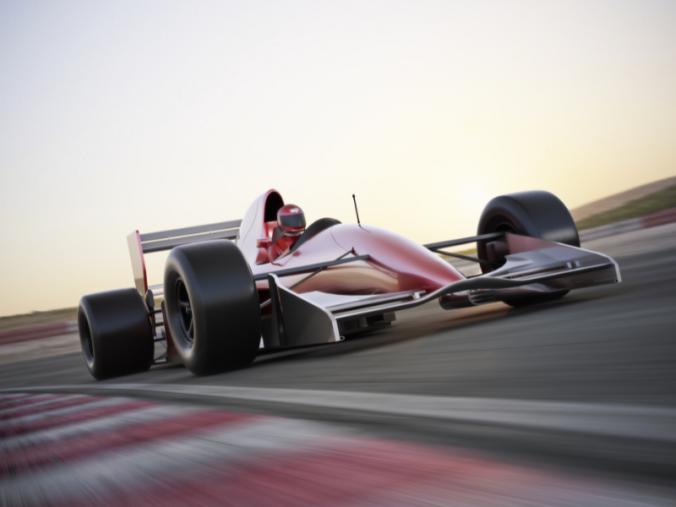 ingenieria automotriz formula 1